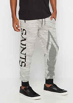 New Orleans Saints Space Dye Jogger