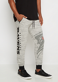 Baltimore Ravens Space Dye Jogger