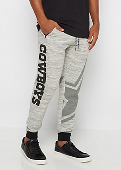 Dallas Cowboys Space Dye Jogger
