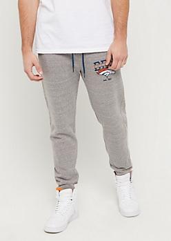 Denver Broncos Logo Fleece Jogger
