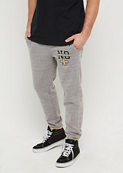 New Orleans Saints Logo Fleece Jogger