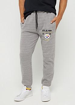 Pittsburgh Steelers Logo Fleece Jogger
