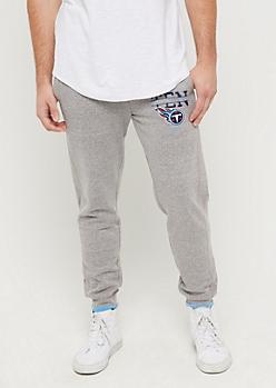 Tennessee Titans Logo Fleece Jogger