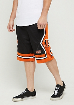 Cincinnati Bengals Mesh Short