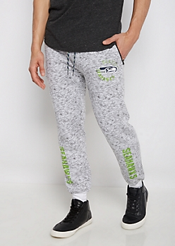 Seattle Seahawks Sherpa Jogger