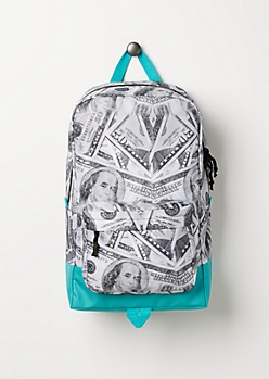 About the Benjamin's Canvas Backpack