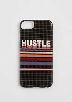 Striped Hustle Case for iPhone 6/6S/7