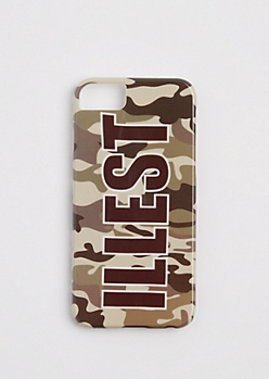 Camo Illest Case for iPhone 6/6S/7