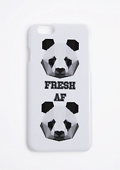 Fresh AF Panda Case For iPhone 6S/6