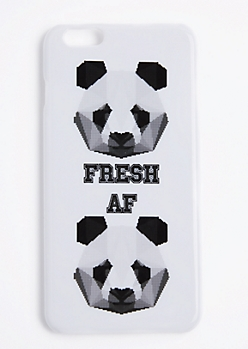 Fresh AF Panda Case For iPhone 6S+/6+