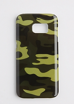 Camo Case for Galaxy S7