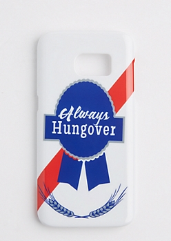 Always Hungover Case for Galaxy S7