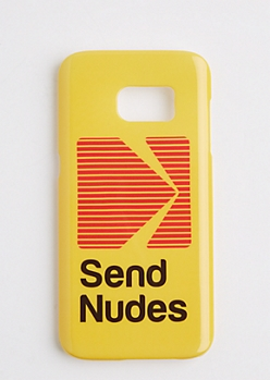 Send Nudes Case for Galaxy S7
