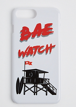 Bae Watch Case for iPhone 6 Plus/ 7 Plus