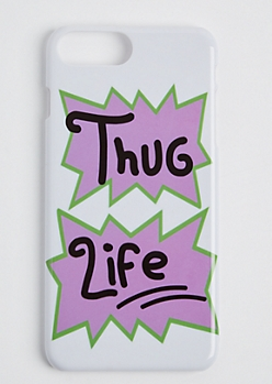 Thug Life Case for iPhone 6 Plus/7 Plus
