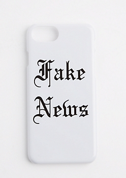 Fake News Case for iPhone 6/6S/7
