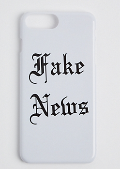 Fake News Case for iPhone 6 Plus/7 Plus