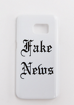 Fake News Case for Galaxy S7