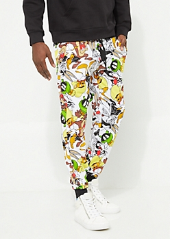 Looney Tunes Squad Sleep Joggers