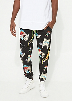 Nickelodeon Squad Sleep Joggers