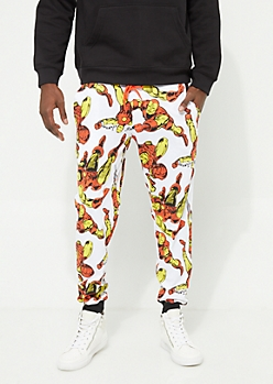 Iron Man Sleep Joggers