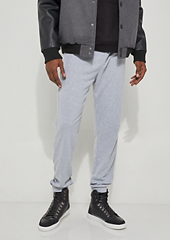 Heather Gray Super Soft Jammie Jogger
