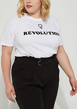 Plus Revolution Tee