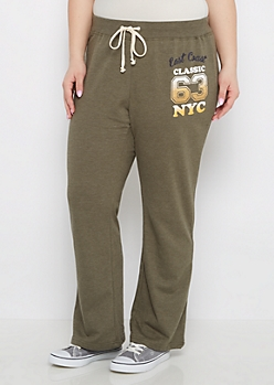 Plus East Coast 63 NYC Lounge Pant