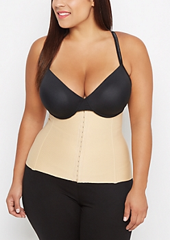 Plus Cream Waist Cincher