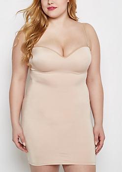 Plus Nude Shapewear Slip