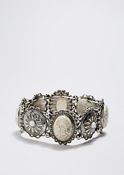 Boho Glam Bracelet - Wider Fit