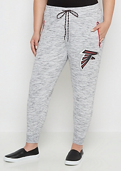 Plus Atlanta Falcons Space Dye Jogger