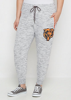 Plus Chicago Bears Space Dye Jogger