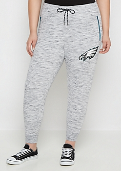 Plus Philadelphia Eagles Space Dye Jogger