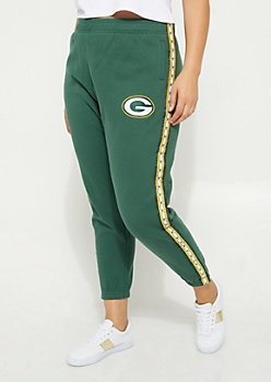 Plus Green Bay Packers Logo Joggers