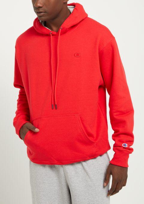 halpaa alennusta kenkäkauppa julkaisutiedot Red Champion Logo Pullover Hoodie | Hoodies | rue21