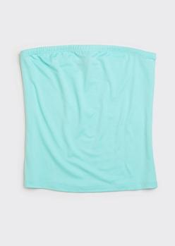 Mint Green Soft Tube Top