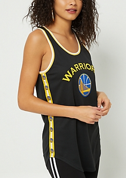 Golden State Warriors Mesh Tank Top