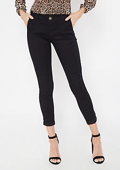 Black Sculpting Jeggings