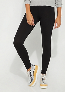 Black High Waisted Super Soft Leggings