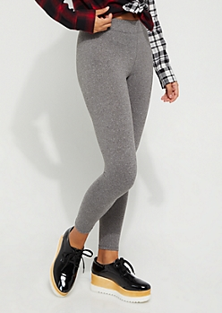 Charcoal Gray High Waisted Super Soft Leggings