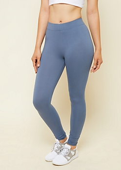 Dark Blue Super Soft Leggings
