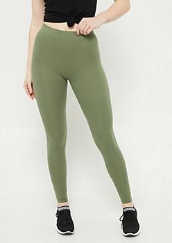 Olive Super Soft Leggings