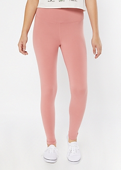 Pink High Waisted Super Soft Favorite Leggings