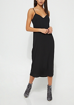 Stone Midi Cami Dress