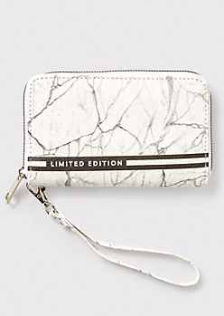Marble Striped Limited Edition Wallet
