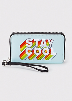 Mint Stay Cool Wallet