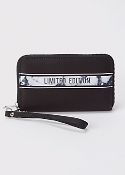 Nylon Limited Edition Striped Wallet