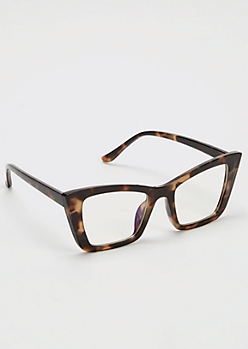Tortoiseshell Cat Eye Reader Glasses