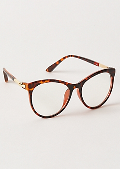 Tortoiseshell Cat Eye Readers